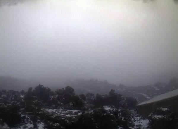 nieve, Teide