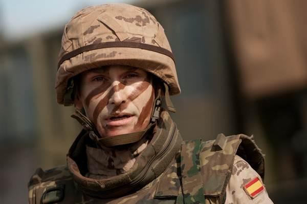 Las maniobras, con 1.300 militares, culminan un ciclo bianual de preparación de la Brigada Canarias. | FRAN PALLERO