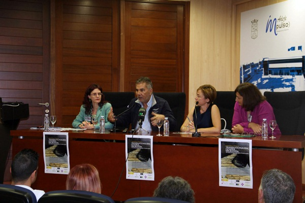 Rodríguez Fraga inauguró el congreso ayer por la mañana. / DA