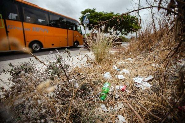 Según Rodríguez, son numerosas las quejas por la falta de limpieza. /A. G.