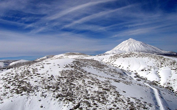 El Parque Nacional del Teide pasará a manos de la Corporación insular, previsiblemente, el 1 de enero de 2015. / DA