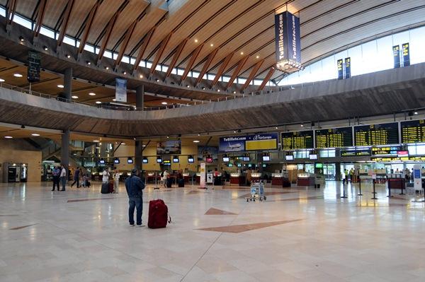En los últimos años se han reforzado las conexiones aéreas con el mercado nórdico y los países africanos. / DA