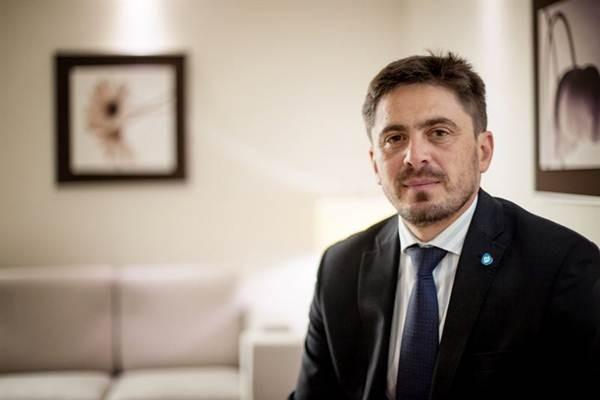 Jorge Marichal, presidente de Ashotel | ANDRÉS GUTIÉRREZ