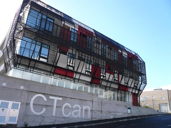 El Ctcan ya está terminado pero aún no ha abierto. / NORCHI