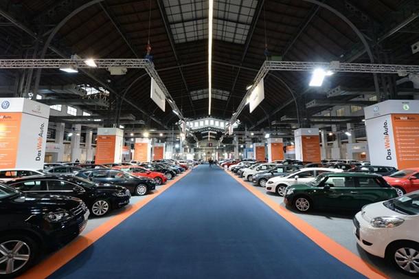 Das WeltAuto Feria de Barcelona
