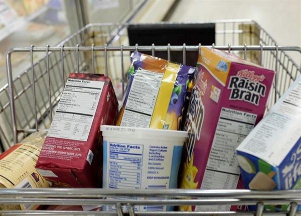 Desde ayer los productos alimenticios deben tener nuevo etiquetado. / EP