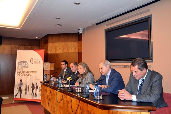 Imagen de la reunión de la asociación celebrada la pasada semana en Vigo. / DA