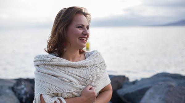 La experta trabaja para acompañar y dirigir a personas hacia un cambio. / PATRI CÁMPORA (la Casa de la playa)