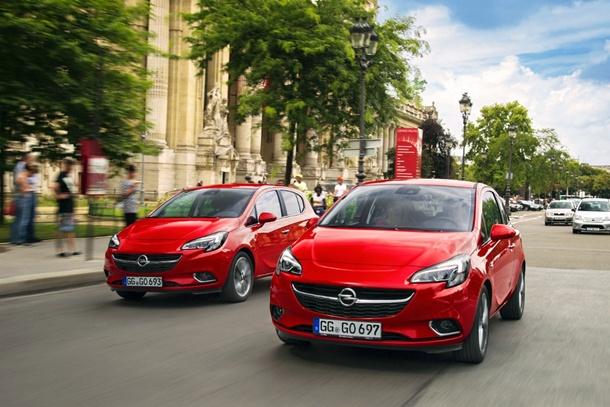 Euro NCAP Advanced al sistema de Alerta de Ángulo Muerto de Opel