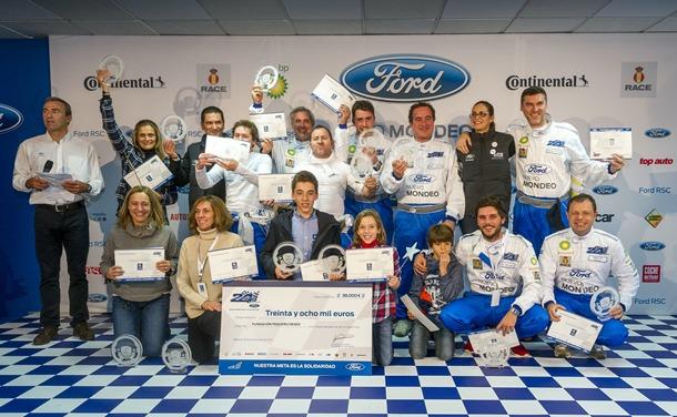 Ganadores de las 24 Horas Ford 2014