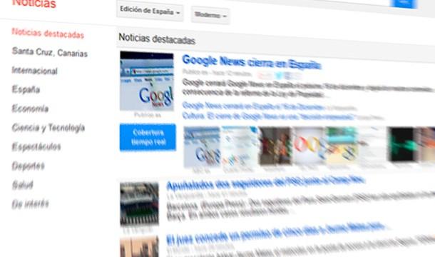 """Google: """"Encontrar noticias será más complicado para los usuarios"""""""