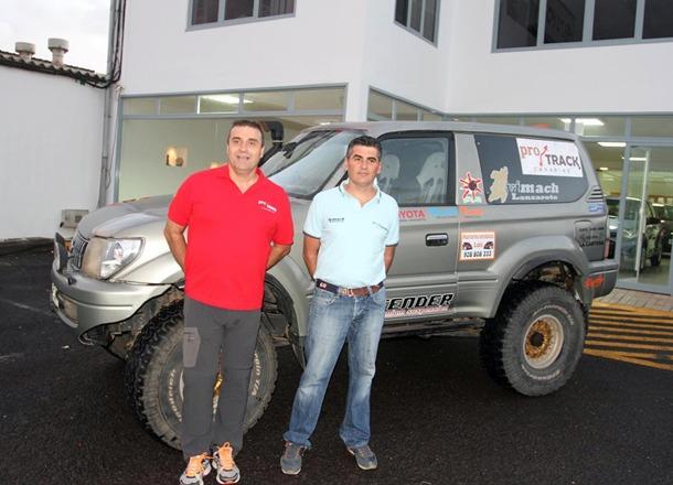 Ivimach Pro-Track Canarias