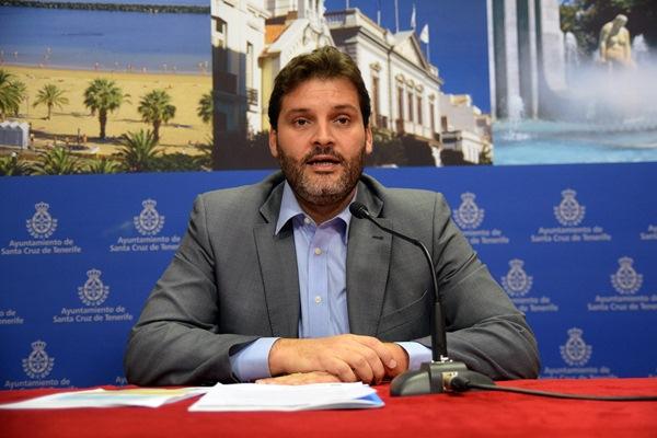 José Ángel Martín. / DA