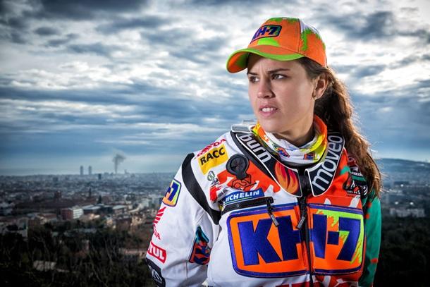 Laia Sanz Dakar