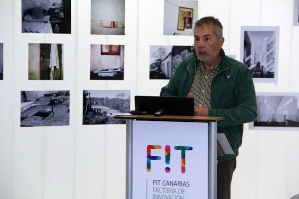 Rodríguez Fraga inauguró las jornadas sobre el sector hotelero. / DA