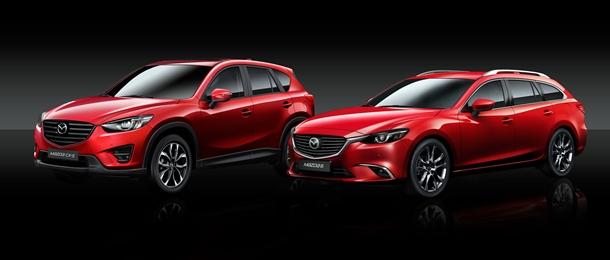 Mazda6 y Mazda CX-5