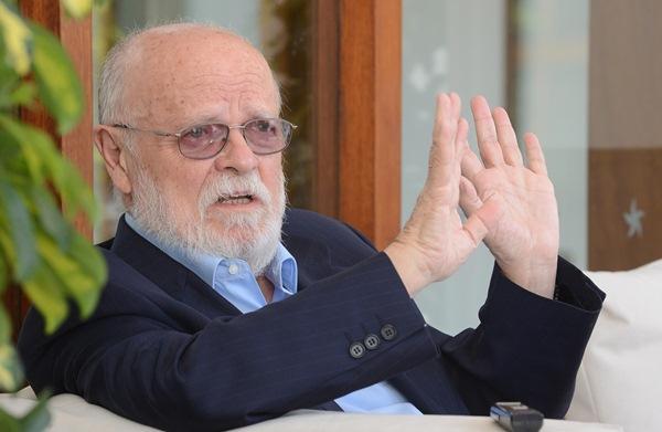 José Antonio Martín Pallín, exfiscal y magistrado emérito del Tribunal Supremo. / SERGIO MÉNDEZ