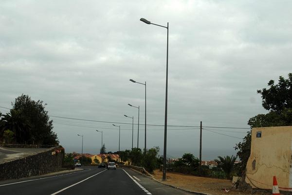 Para el Ayuntamiento la mejora de la carretera del Botánico es vital. / DA