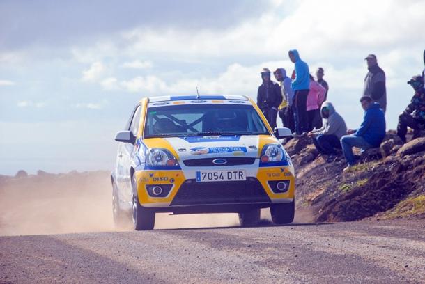 Pablo Suarez Yeray Mújica Rally Lanzarote Ford