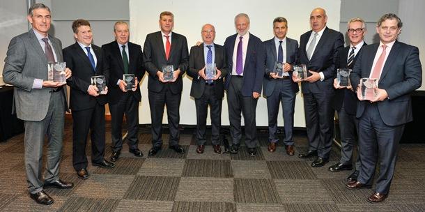 Premios SENSIA 2014 de Mercedes-Benz a la excelencia en gestión sostenible