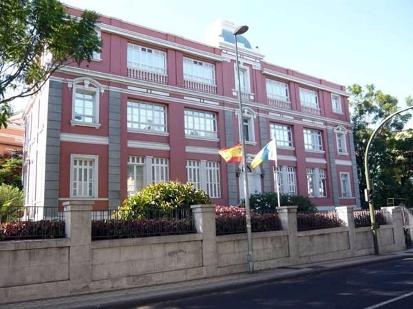 Sede de la Consejería de Sanidad del Gobierno de Canarias. | DA