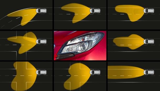 Sistema AFL+ de Opel Corsa