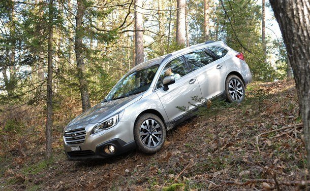 Subaru Outback 2015 campo