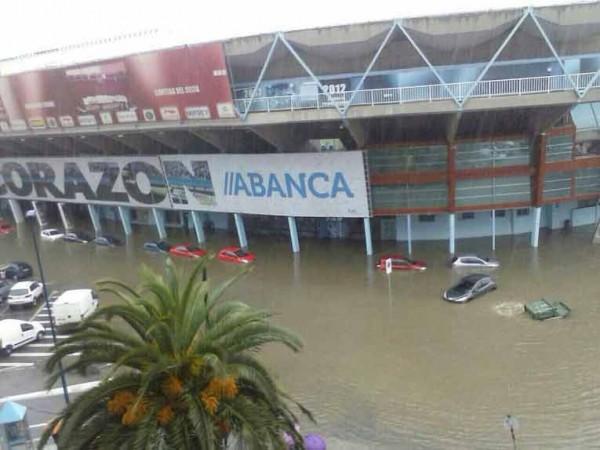 Estadio de Vigo. / ELTIEMPO.ES