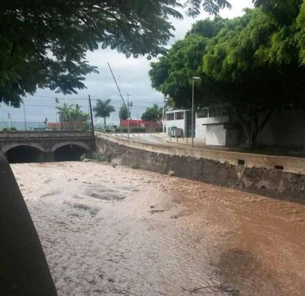 Consecuencias de las lluvias en Gran Canaria. / TEIDE RADIO