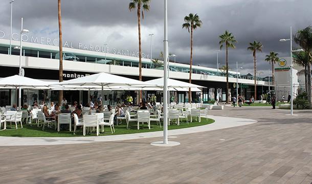 Parque Santiago 6, el mejor escaparate de moda en el sur de Tenerife