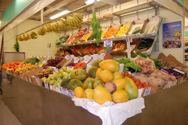 Imagen de archivo de un mercado. | DA
