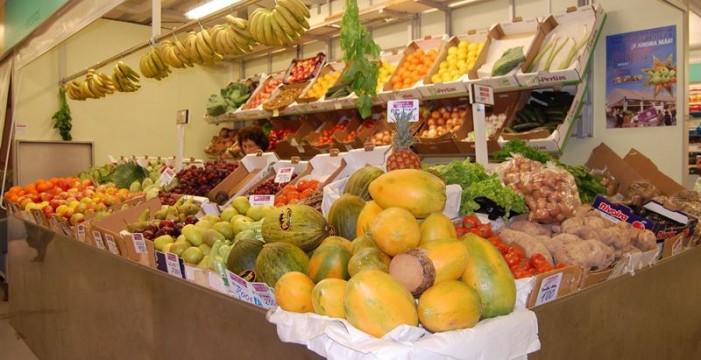 El precio de los productos frescos en Canarias se multiplica por 2,31 en noviembre