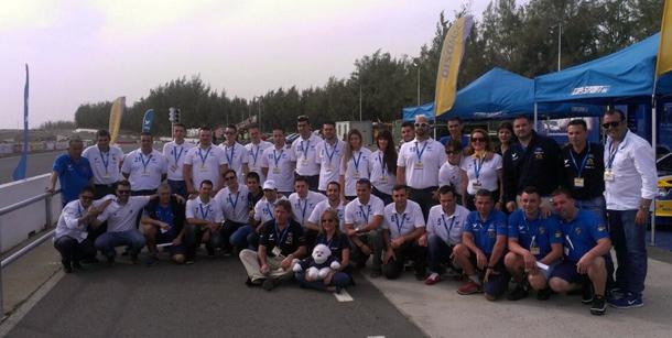 selección del piloto DISA Copi Sport del 2015