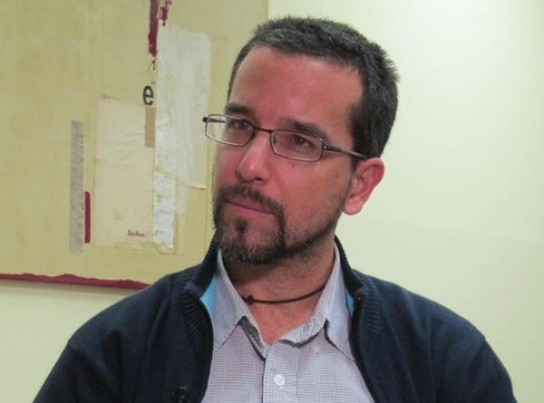 El secretario de Organización  de Podemos, Sergio Pascual / EP