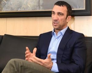 Francisco Javier Zamorano Presidente del Grupo CIO (Compañía de las Islas Occidentales) / SERGIO MÉNDEZ
