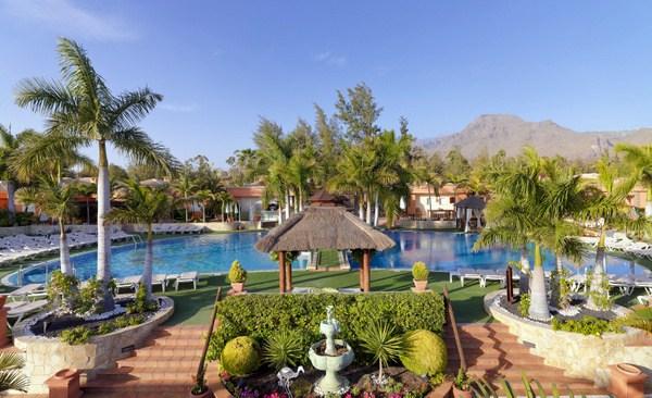 Green Garden Resort & Spa está situado en Playa de Las Américas. / DA