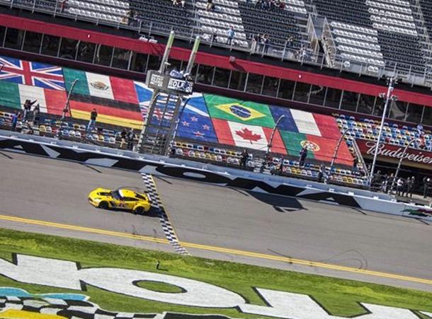 Antonio Garcia Corvette 24 horas de Daytona