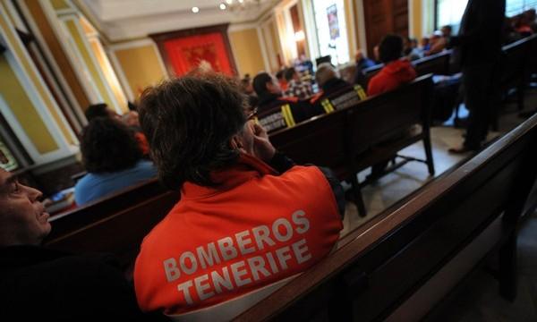 Fiscal y Cabildo exoneran a varios bomberos y piden penas inferiores