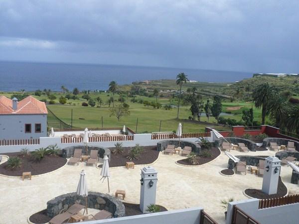 La explotación de la instalación deportiva estará ligada a la del hotel. / M. PÉREZ