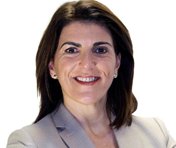 Ana Dorta, candidata de CC al Ayuntamiento de Guía de Isora. / DA