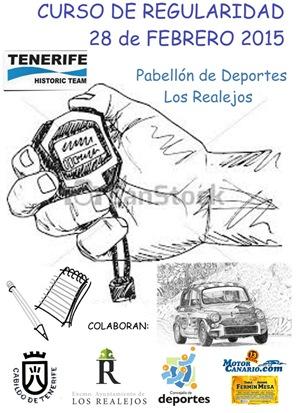 Cartel Curso Regularidad 2015