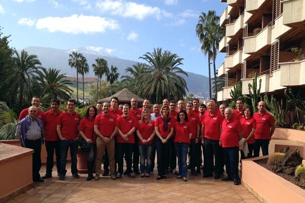 Convencion Kia Canarias enero 2015