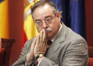 El consejero autonómico de Medio Ambiente, Domingo Berriel. / DA
