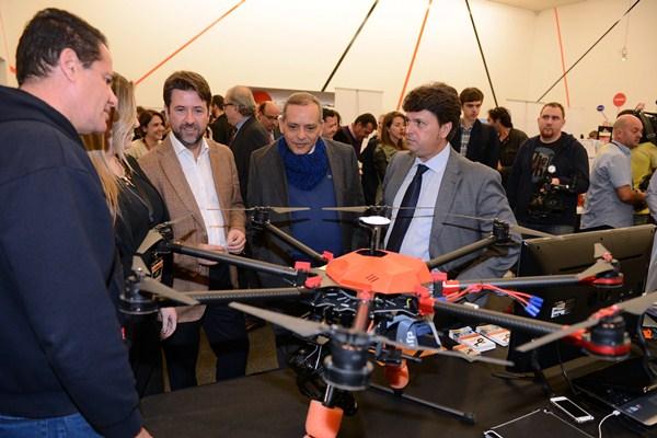 El encuentro fue inaugurado ayer por el presidente del Cabildo, Carlos Alonso. / SERGIO MÉNDEZ