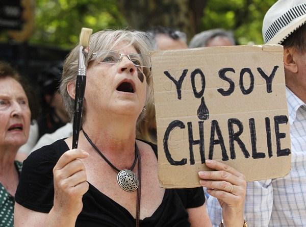 Manifestación en Buenos Aires, Argentina.  /  REUTERS