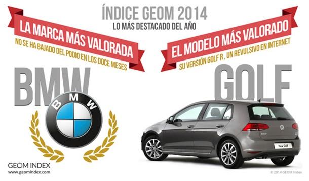 GEOM 2014 BMW VW Golf