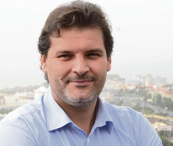 Primer teniente de alcalde y concejal de urbanismo (psoe) de santa cruz de tenerife / SERGIO MÉNDEZ