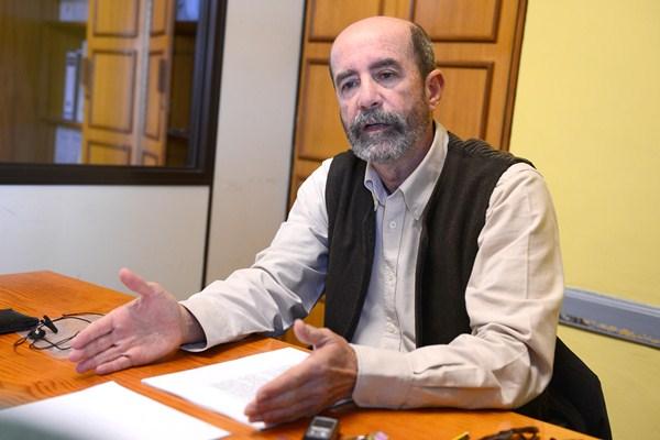 Pérez hará doblete: al Parlamento y a la alcaldía lagunera. / SERGIO MÉNDEZ