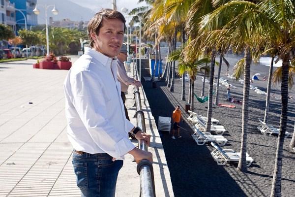 mariano hernández Consejero de Juventud, Deportes, Empleo y Desarrollo Económico en el Cabildo Insular de La Palma y ECONOMISTA