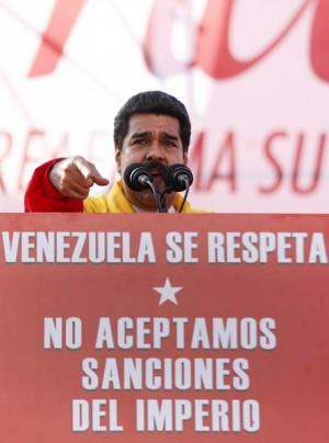 Nicolás Maduro.   REUTERS